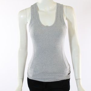 Adidas Stella McCartney Small Workout Tank - Grey